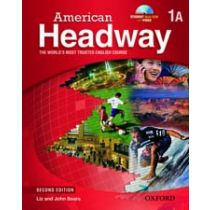 American Headway Second Edition Level 1: Student Pack A
