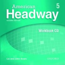 American Headway Second Edition Level 5: Workbook Audio CD