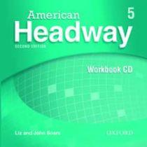 American Headway Second Edition Level 5: Workbook Audio CD
