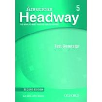 American Headway Second Edition Level 5: Test Generator CD-ROM