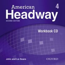 American Headway Second Edition Level 4: Workbook Audio CD