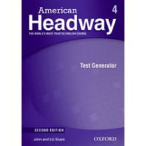 American Headway Second Edition Level 4: Test Generator CD-ROM