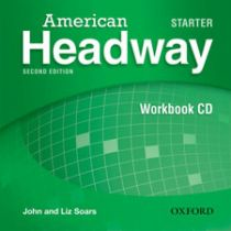 American Headway Second Edition Starter: Workbook Audio CD