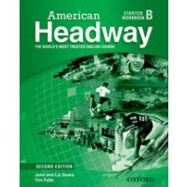 American Headway Second Edition Starter: Workbook B
