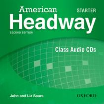 American Headway Second Edition Starter: Class Audio CDs