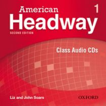 American Headway Second Edition Level 1: Class Audio CDs