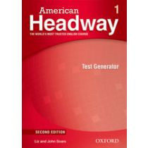 American Headway Second Edition Level 1: Test Generator CD-ROM