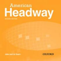 American Headway Second Edition Level 2: Class Audio CDs