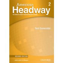 American Headway Second Edition Level 2: Test Generator CD-ROM