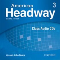 American Headway Second Edition Level 3: Class Audio CDs