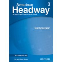 American Headway Second Edition Level 3: Test Generator CD-ROM