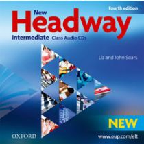 New Headway Intermediate: Class Audio CDs (3) (Fourth Edition)