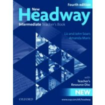 New Headway Intermediate: Teacher's Book and Teacher's Resource Disk (Fourth Edition)