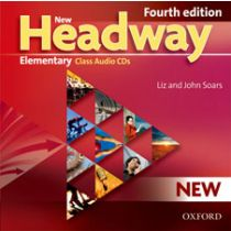 New Headway Elementary: Class Audio CDs (3) (Fourth Edition)