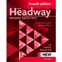 New Headway Elementary: Teacher's Book and Teacher's Resource Disk (Fourth Edition)