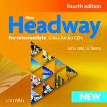 New Headway Pre-Intermediate: Class Audio CDs (3) (Fourth Edition)