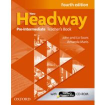 New Headway Pre-Intermediate: Teacher's Book and Teacher's Resource Disk (Fourth Edition)