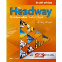 New Headway Pre-Intermediate: Student's Book and iTutor Pack (Fourth Edition)