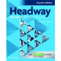 New Headway Intermediate: Workbook and iChecker without Key (Fourth Edition)