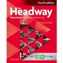 New Headway Elementary: Workbook With Key and iChecker Pack (Fourth Edition)