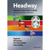 New Headway Beginner to Intermediate: DVD Pack (Fourth Edition)