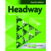 New Headway Beginner: Workbook With Key and iChecker Pack (Fourth Edition)