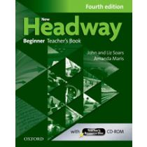 New Headway Beginner: Teacher's Book and Teacher's Resource Disc Pack (Fourth Edition)