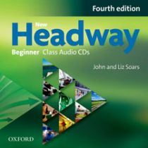New Headway Beginner: Class Audio CDs (2) (Fourth Edition)