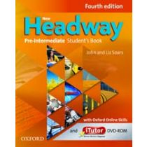 New Headway Pre-Intermediate:Student's Book, iTutor and Online Practice Pack (Fourth Edition)