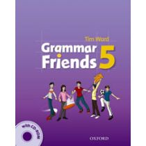 Grammar Friends Level 5: Student's Book with CD-ROM Pack