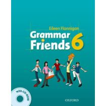 Grammar Friends Level 6: Student's Book with CD-ROM Pack