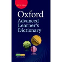 Oxford Advanced Learner's Dictionary Hardback with CD-ROM