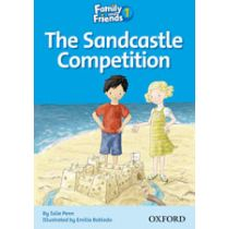 Family and Friends Level 1 Reader C: The Sandcastle Competition