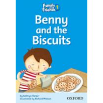 Family and Friends Level 1 Reader D: Benny and the Biscuits