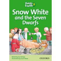 Family and Friends Level 3 Reader A: Snow White