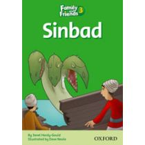 Family and Friends Level 3 Reader B: Sindbad