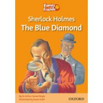 Family and Friends Level 4 Reader B: Sherlock Holmes
