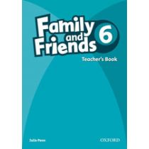 Family and Friends Level 6 Teacher's Book