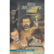 Oxford Progressive English Readers Level 4: King Solomon's Mines