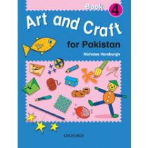 Art and Craft for Pakistan Book 4
