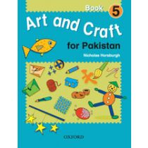 Art and Craft for Pakistan Book 5