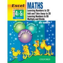 Excel Maths Early Skills Combined Book 3