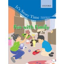 It's Story Time: Fun with Family