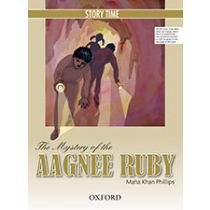 It's Story Time: The Mystery of the Aagnee Ruby