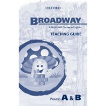 Broadway Teaching Guide, CD Primer A and B, Poster and Flashcards
