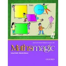 Mathsmagic Book 4