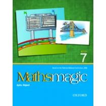 Mathsmagic Book 7