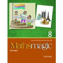 Mathsmagic Book 8