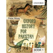 Oxford History for Pakistan Book 1