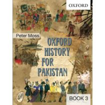 Oxford History for Pakistan Book 3